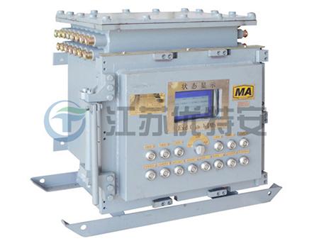 矿用隔爆兼本质安全型可编程控制箱